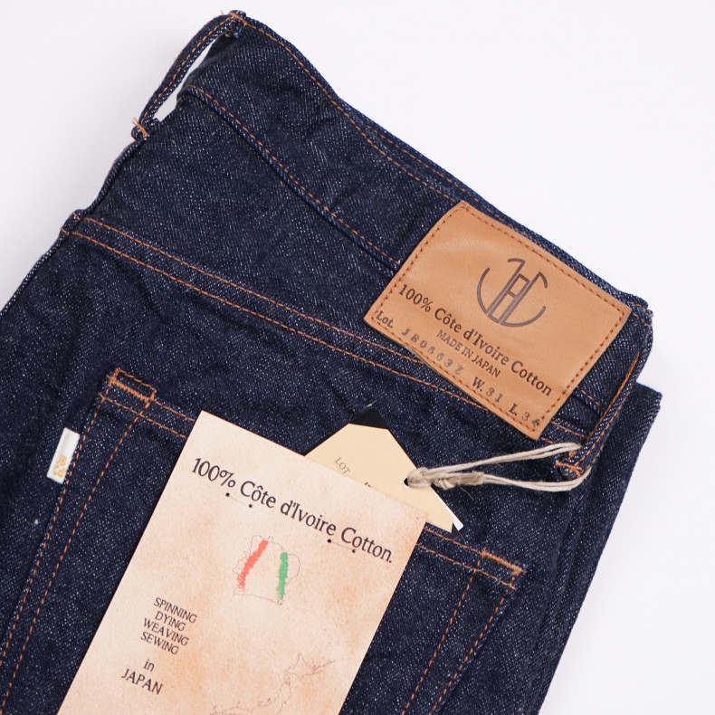Джинсы Japan Blue Jeans JB0563Z-J Standard Selvedge 13.5 Oz - One Wash