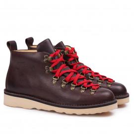 Ботинки Fracap M120 Scarponcino Dark Brown / Vibram Albany Beige