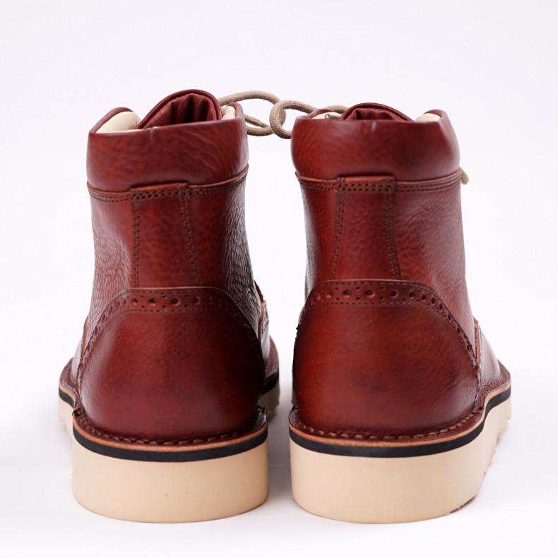 Ботинки Fracap M131 Scarponcino Arabian / Vibram Albany Beige
