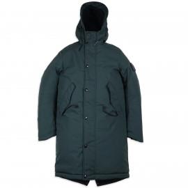 Зимняя куртка Hangover 6 Fishtail Parka - Темно-Зеленый