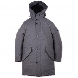 Зимняя куртка Hangover 2 Parka - Серый Меланж