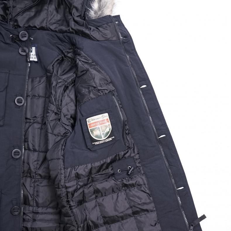 Куртка Weekend Offender Kilton Parka black