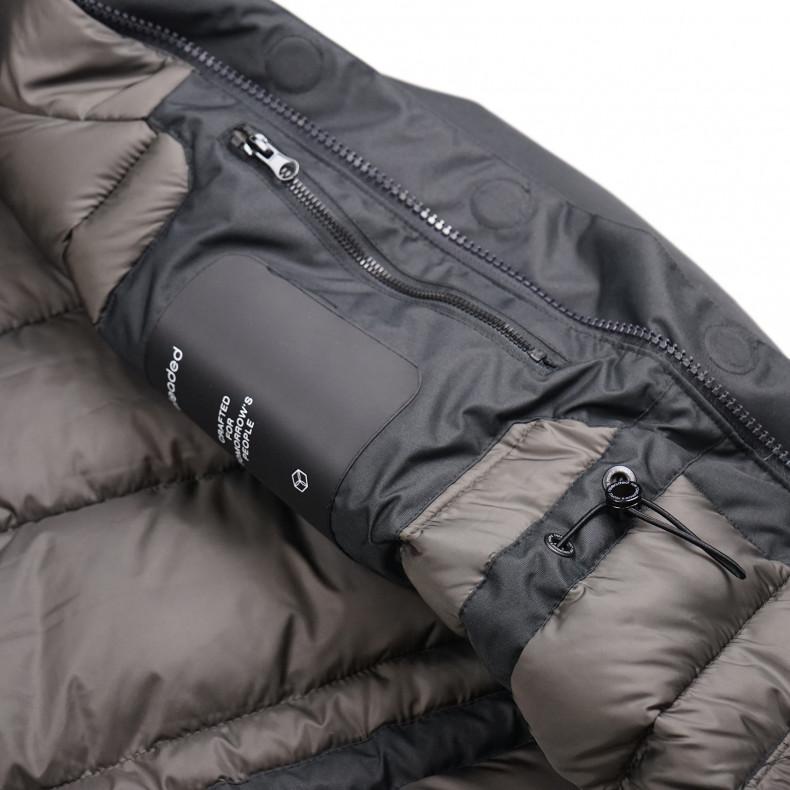 Зимняя куртка Reloaded Style №2 D.Navy
