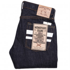 Джинсы Momotaro Jeans 0306-SP GTB Tight Tapered 15.7 Oz Selvedge