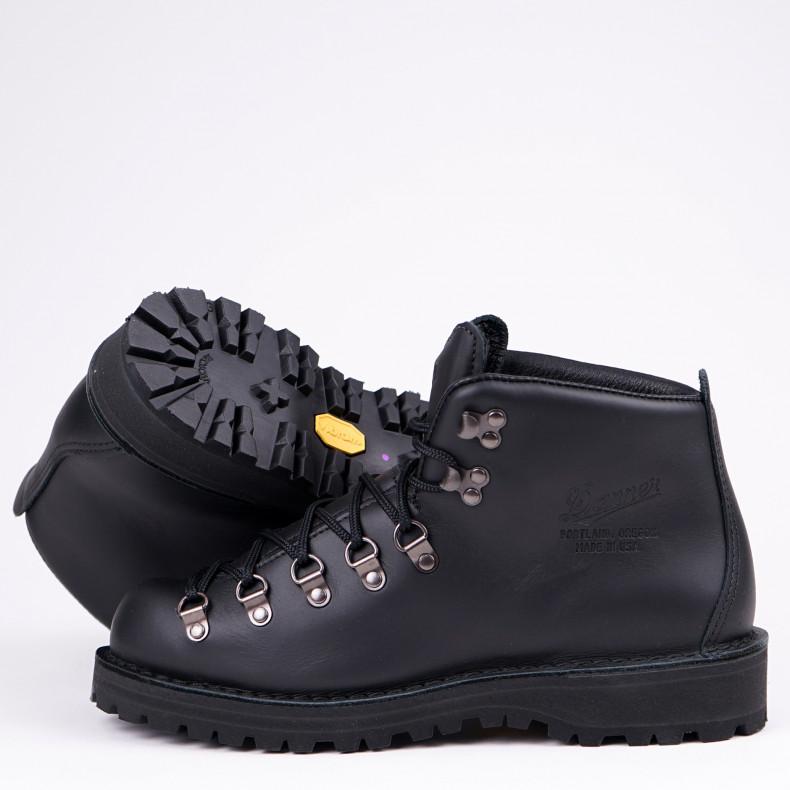 Ботинки DANNER Mountain Light Black