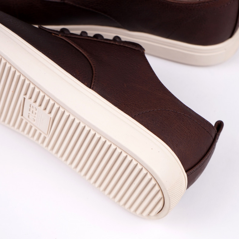 Кеды CLAE Ellingtone SP Leather Cocoa