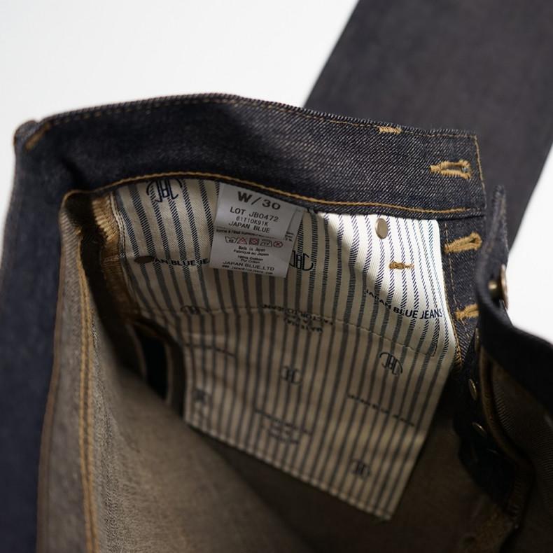 Джинсы Japan Blue Jeans JB0472 Tapered Left Hand 13.5Oz Raw