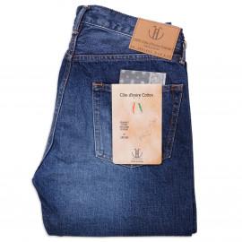 Джинсы Japan Blue Jeans JB0563Z(ME) Standard 13.5oz Côte d'lvoire Cotton Vintage Selvage