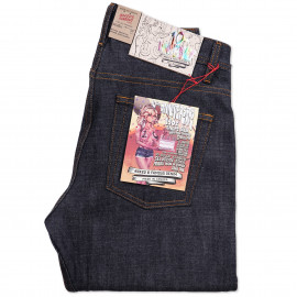 Джинсы Naked and Famous Weird Guy 10th Anniversary Selvedge 14 Oz