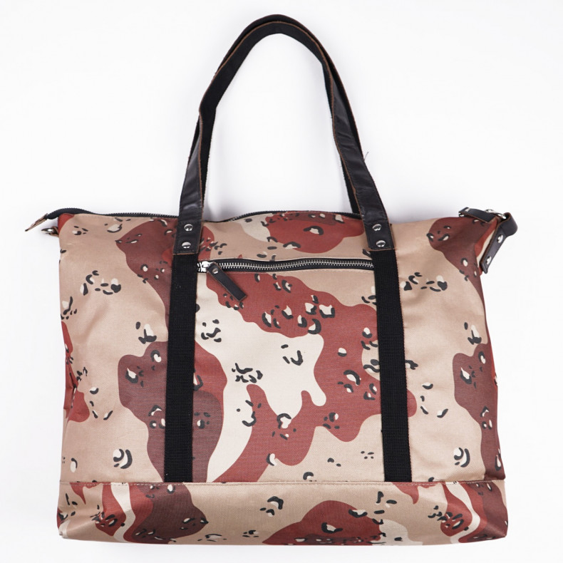 Сумка Enter Lifestyle Zip Tote Bag Camo Desert1409