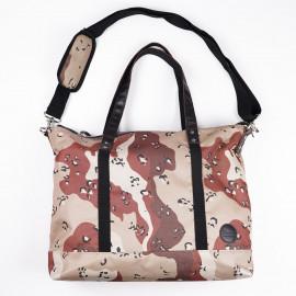 Сумка Enter Lifestyle Zip Tote Bag Camo Desert1409