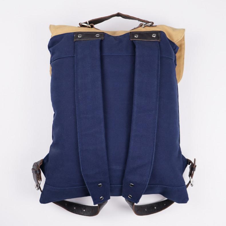 Рюкзак Enter Classic Backpack Khaki / Navy 1304