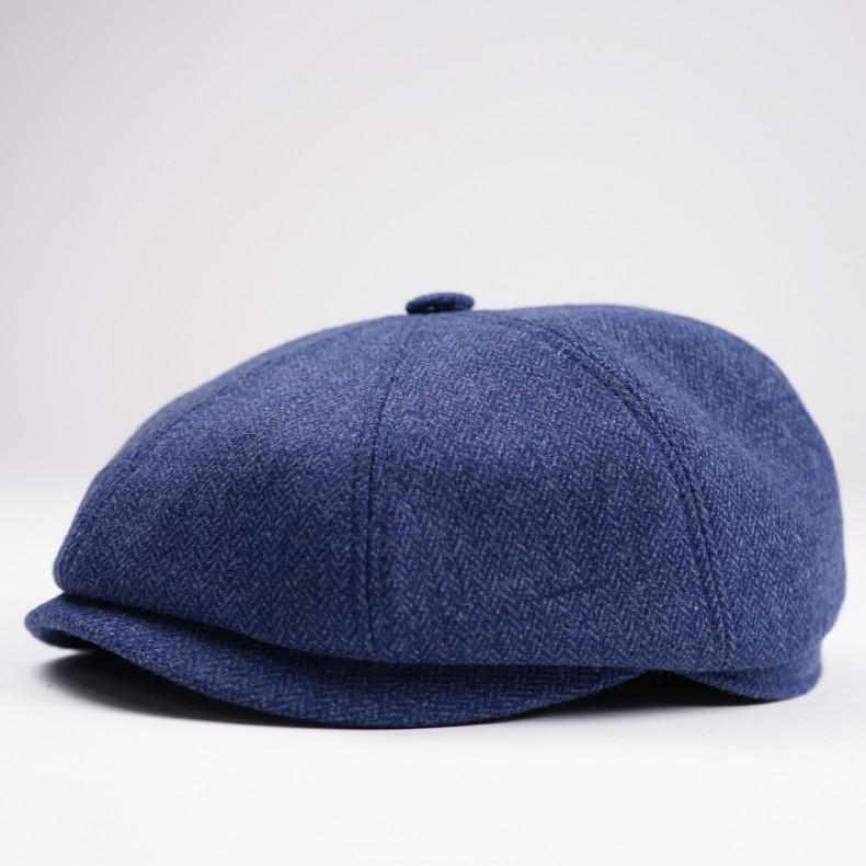 Классическая кепка Zefear Восьмиклинка 802 Wagner - Синий