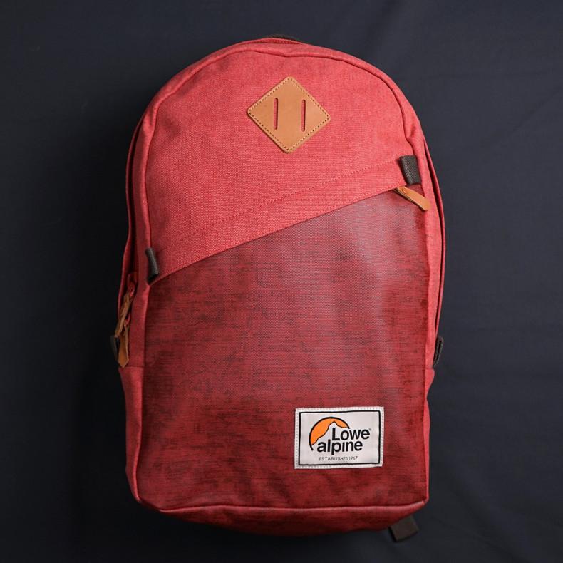 Рюкзак Lowe Alpine Adventurer 20 Tabasco Red