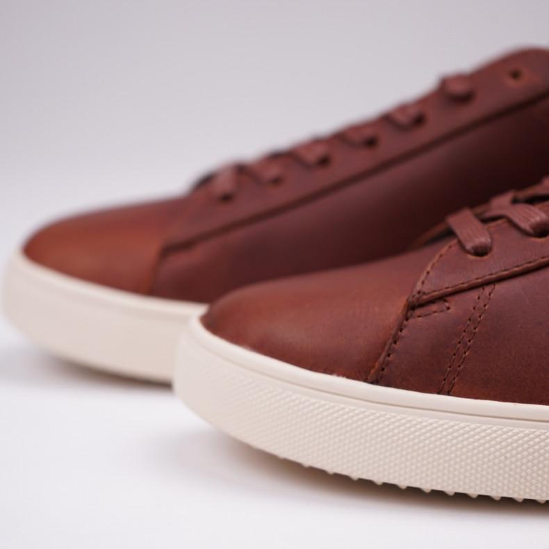 Кеды CLAE Bradley Chestnut Oiled leather