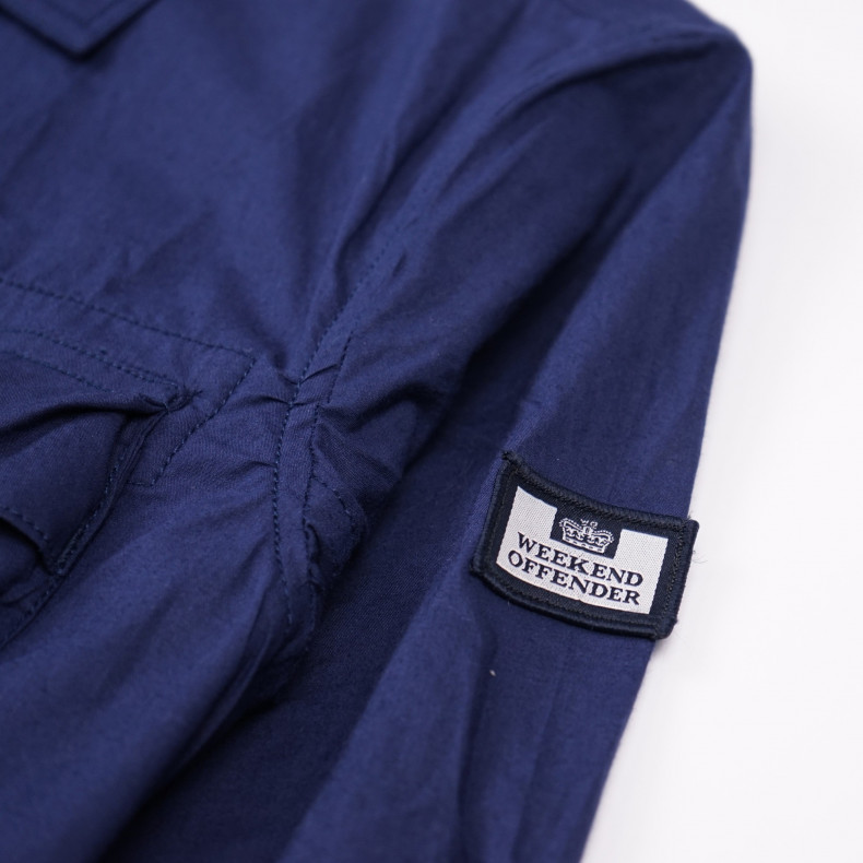 Овершот Weekend Offender Salinger French Navy