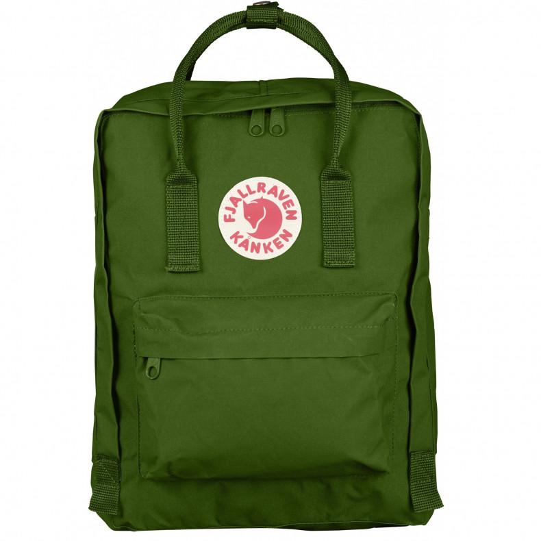 Рюкзак Fjallraven Kanken Classic 615 - Leaf Green