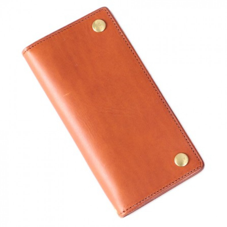 Кошелек Japan Blue Jeans JBAC007(BR) Leather Trackers Wallet Brown