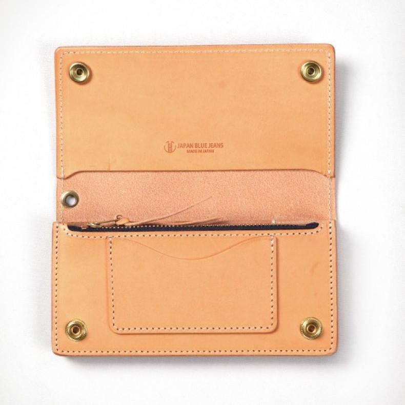 Кошелек Japan Blue Jeans JBAC007(NAT) Leather Trackers Wallet Natural