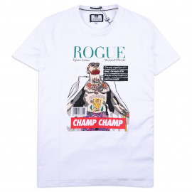 Футболка Weekend Offender Rogue McGregor White