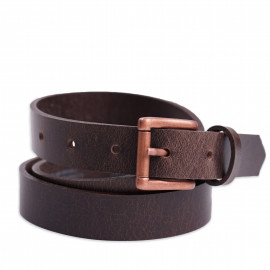 Ремень Naked and Famous Buffalo Belt - Brown
