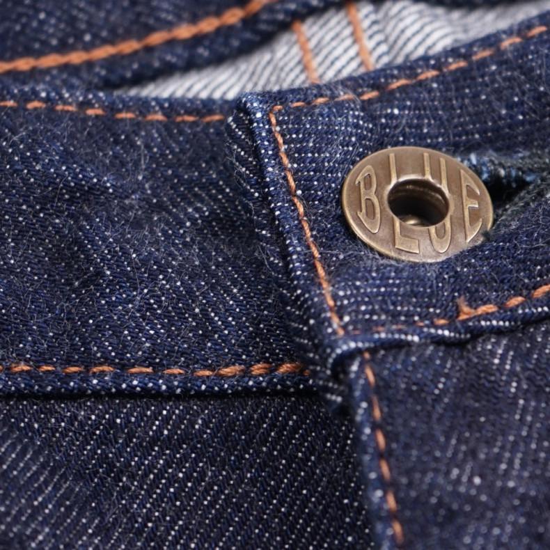 Женские Джинсы Japan Blue Jeans JBL1263 Boyfriend 13.5oz Côte d'Ivoire Cotton Vintage Selvage - One wash