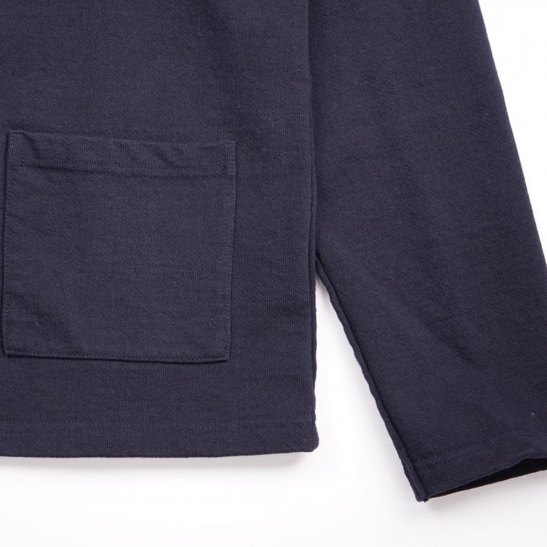 Кардиган Japan Blue Jeans JBST04 16.5oz Sweat Cardigan 18GG Super-Hard Inlay