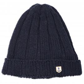 Зимняя шапка Armour-Lux Bonnet Heritage Iroise AL Wool Navy 76959