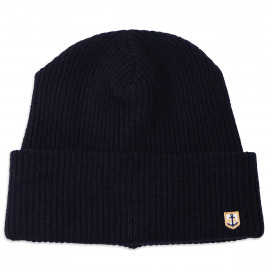 Зимняя шапка Armour-Lux Bonnet Heritage Rich Navy Lambswool 76666