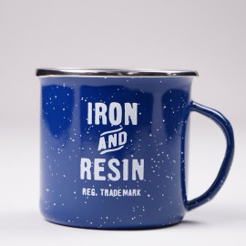 Кружка Iron and Resin Pioneer Camp Mug Blue