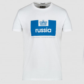 Футболка Weekend Offender Country Series Russia White