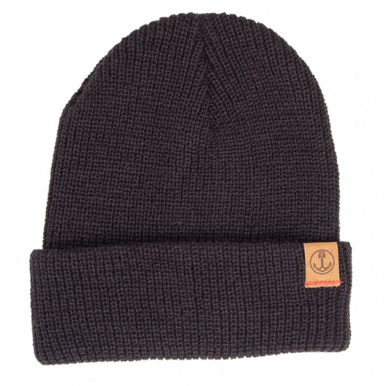 Шапка Iron and Resin Marksman Beanie Black