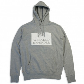 Толстовка Weekend Offender HM Service grey marle