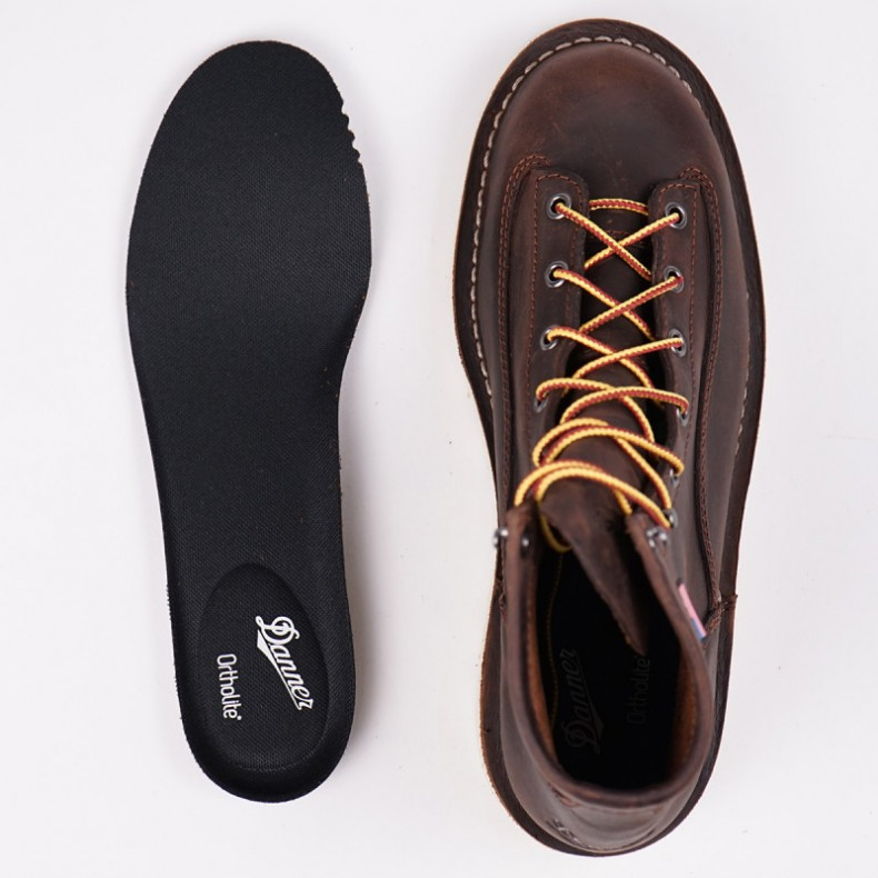 Ботинки DANNER Bull Run 6 Brown Cristy