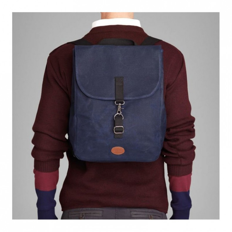 Рюкзак Armour-Lux Backpack Canvas Navy