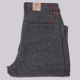 Женские брюки Naked and Famous Women's - Relax Trousers - Nep Stretch Twill - Charcoal