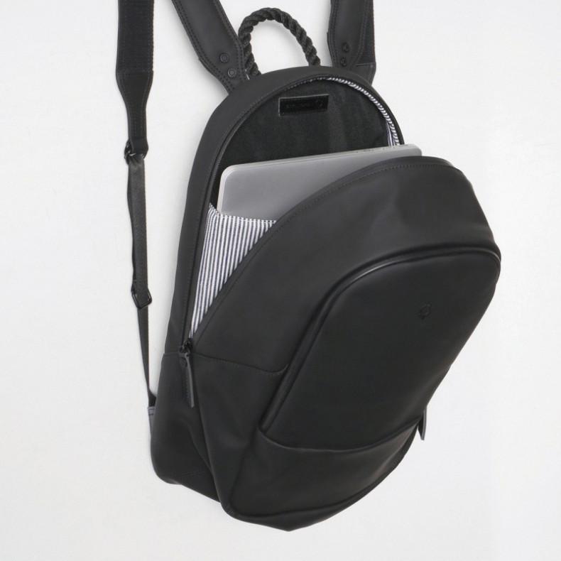 Рюкзак Stighlorgan Dara Mid Zip Top Backpack Black