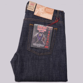Джинсы Naked and Famous Weird Guy - Japan Heritage Returns 14.5 oz Unsanforized