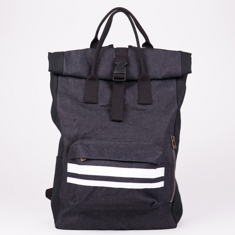 Рюкзак Momotaro Jeans 2 way Denim Bag Indigo