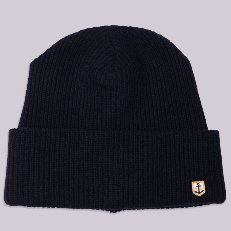 Зимняя шапка Armour-Lux Bonnet Heritage Rich Navy Lambswool