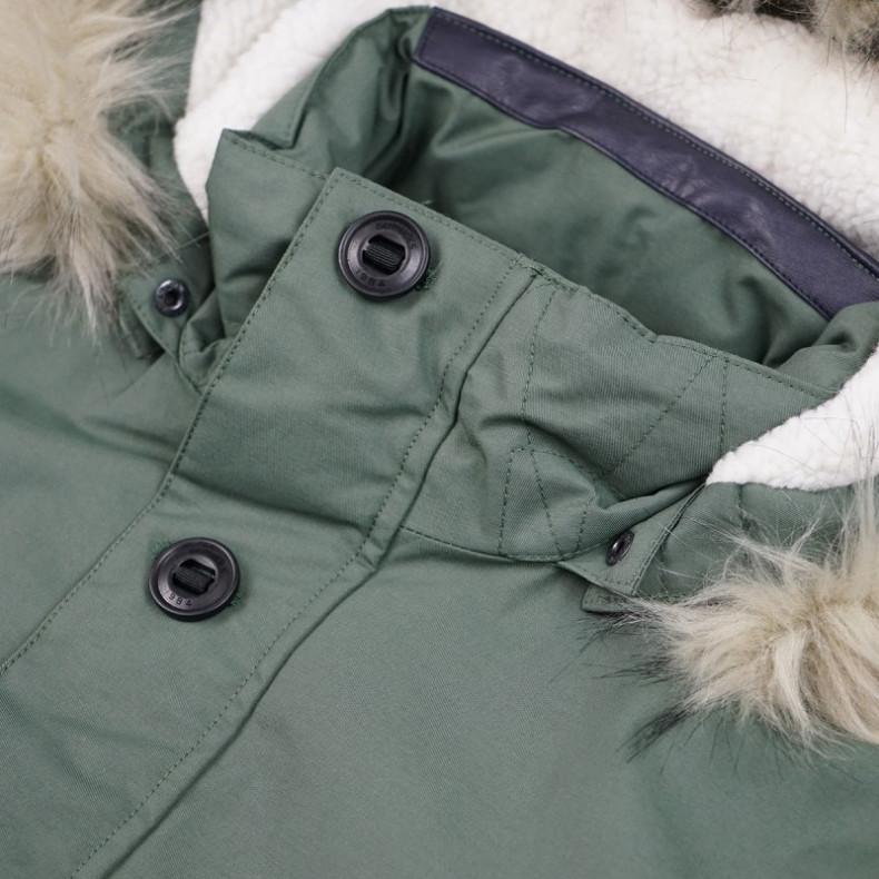 Куртка Bermudes Harper Parka Olive Green