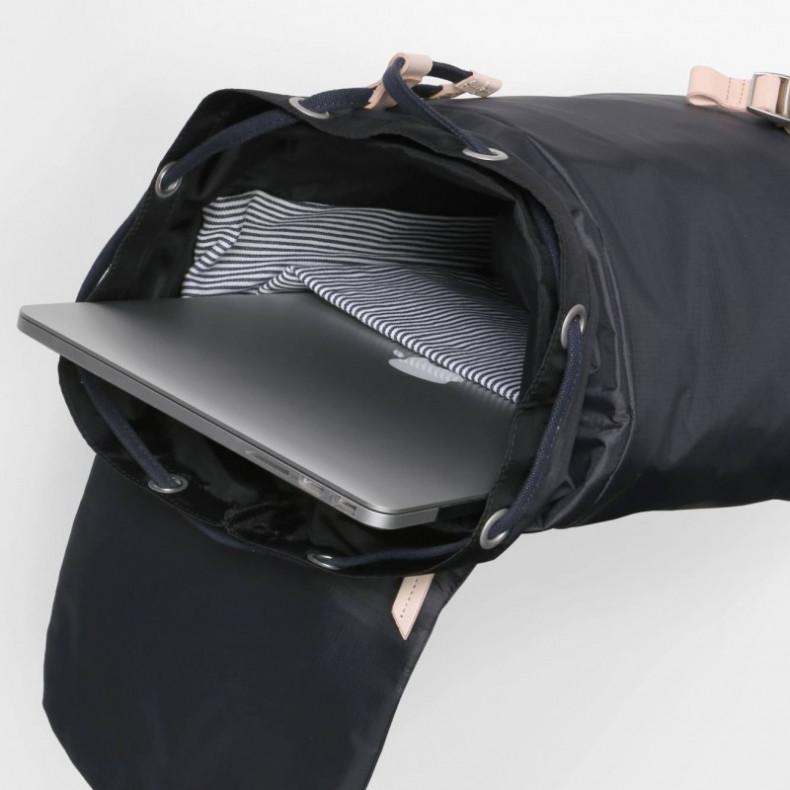Рюкзак Stighlorgan Finn Flapover Laptop Backpack Deep Navy