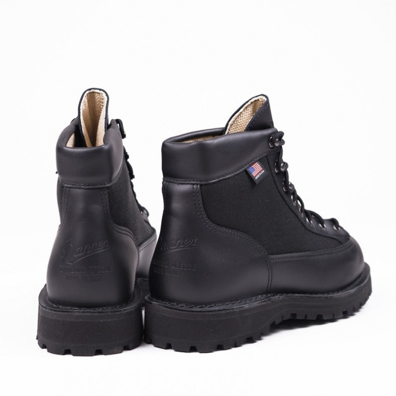 Ботинки DANNER Light Black Gore-Tex & Cordura
