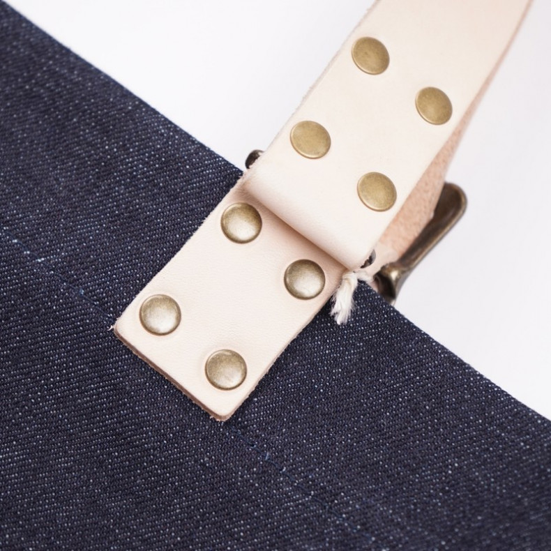 Сумка Momotaro B-20 Denim Tote Bag Indigo