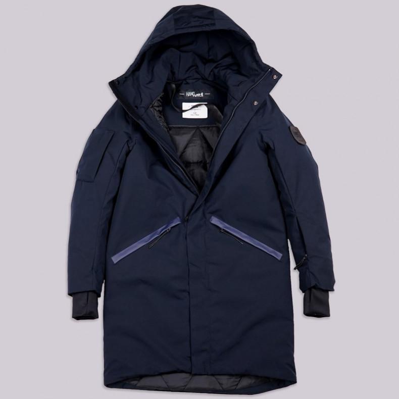 Зимняя Куртка Hangover ST9-18 Device Keeper - Dark Navy
