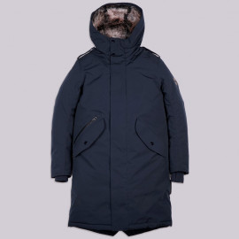 Зимняя Куртка Loading 7206 Fishtail Parka Dark Navy
