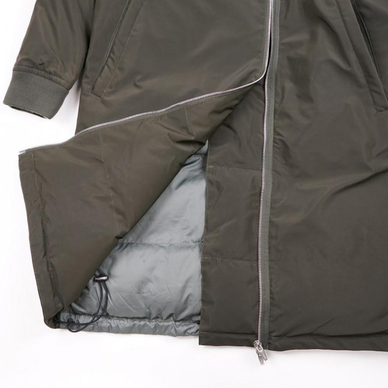 Женская куртка Loading W-2301 Stone Green