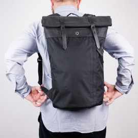 Рюкзак Stighlorgan Rori Rolltop Laptop Backpack Black