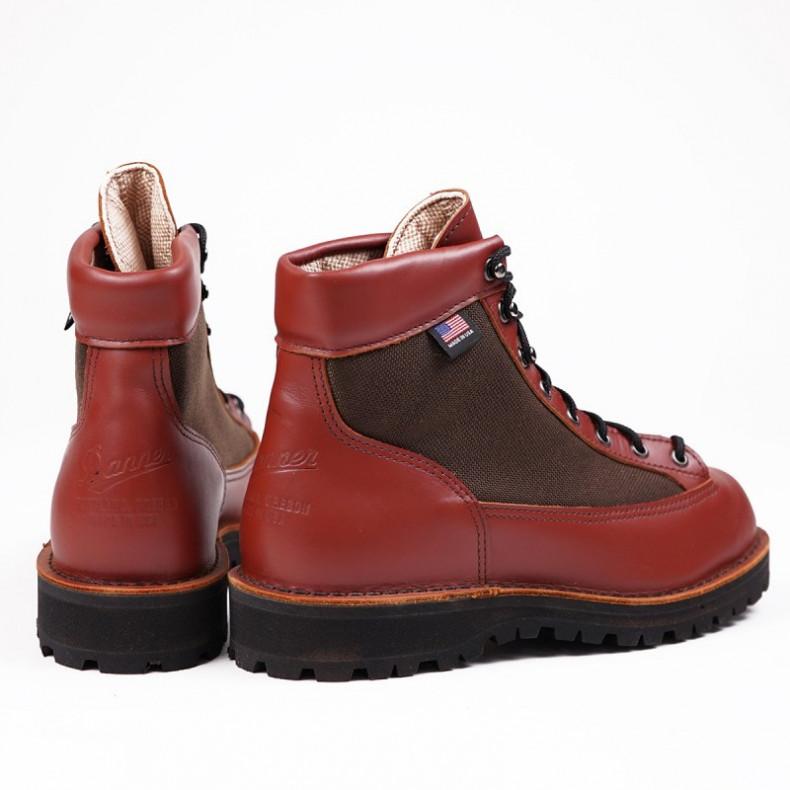 Ботинки DANNER Light Cedar Brown Gore-Tex & Cordura