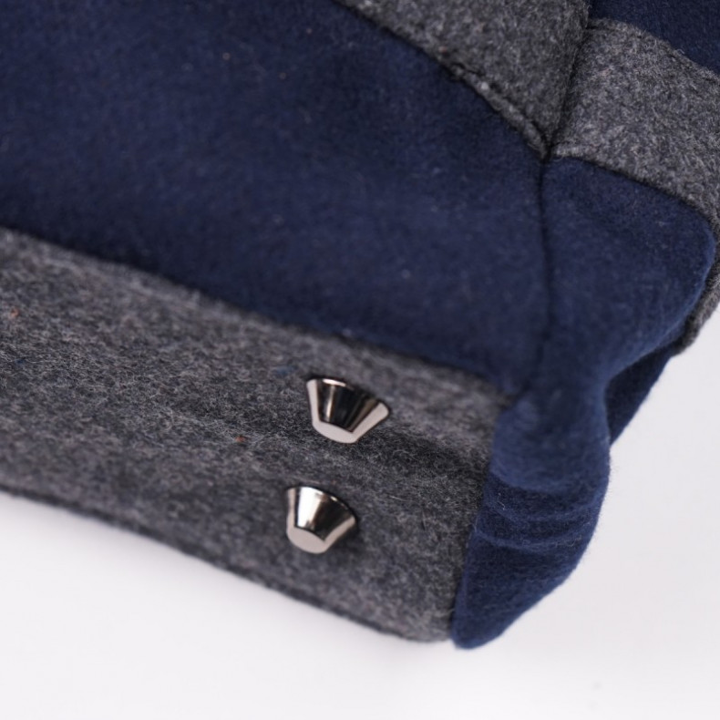 Сумка Armour-Lux Tote Bag navy / Grey Wool
